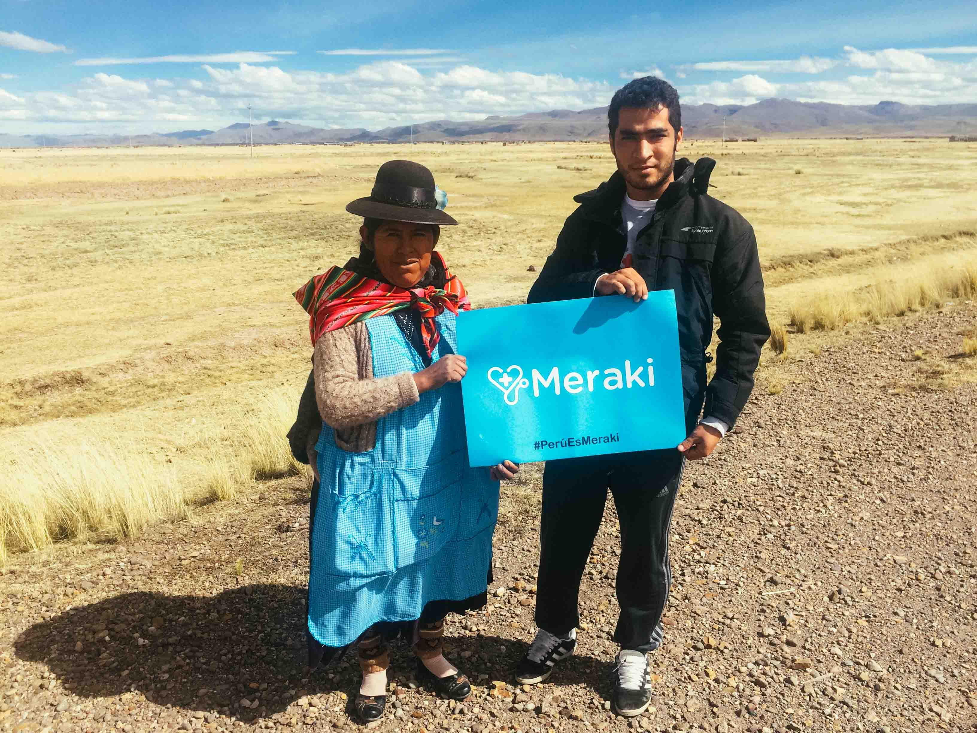 Misión Médica contra el fríaje en Ticlio Chico (VMT, Lima)
