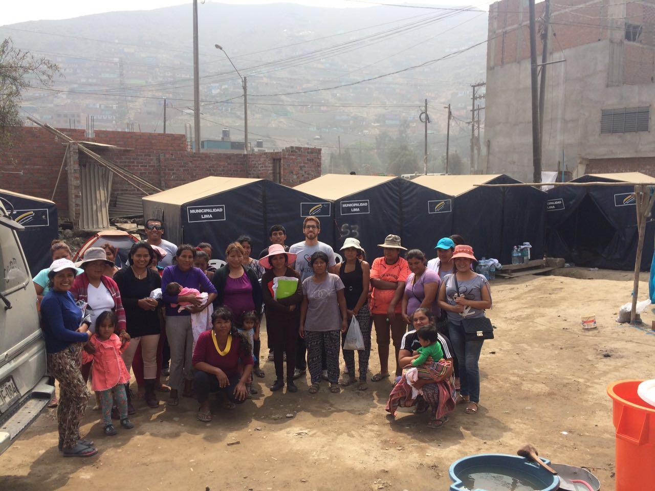 Santa Rosa del Tren 2017 - Huaicos