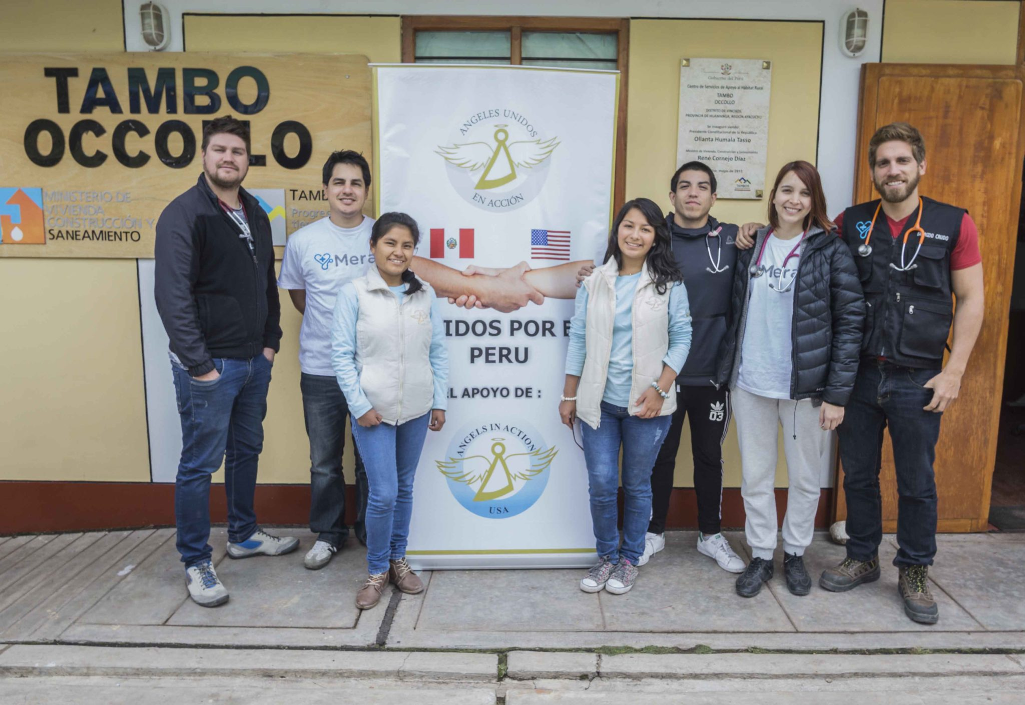 Ayacucho 2017 - Tambo Occllo - Distrito Vinchos
