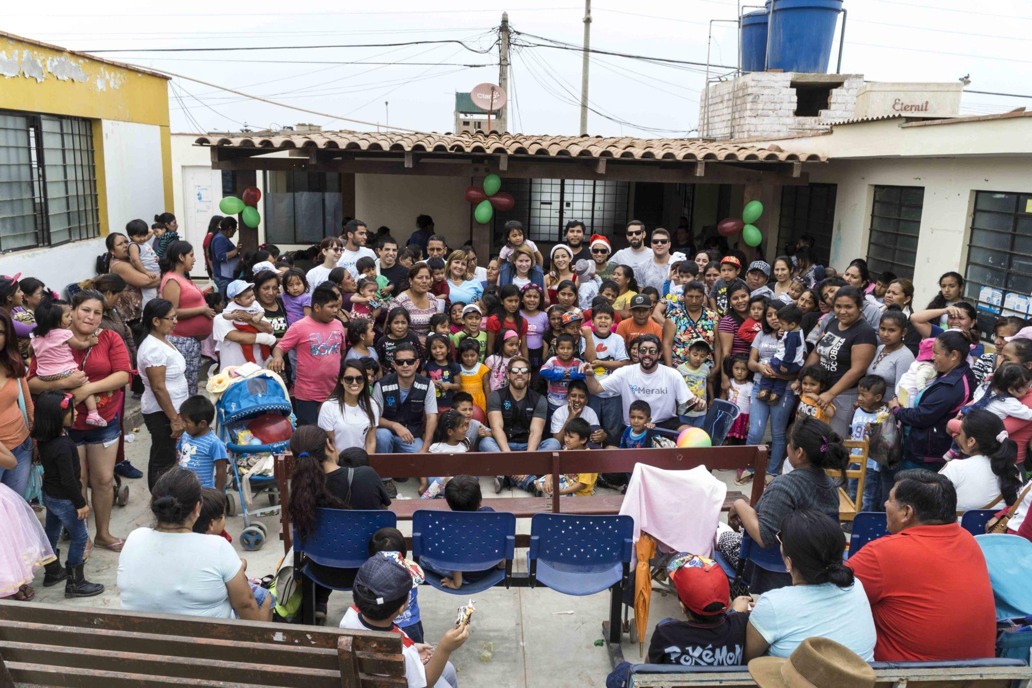 Campaña navideña 2017 - Posta Punta Negra