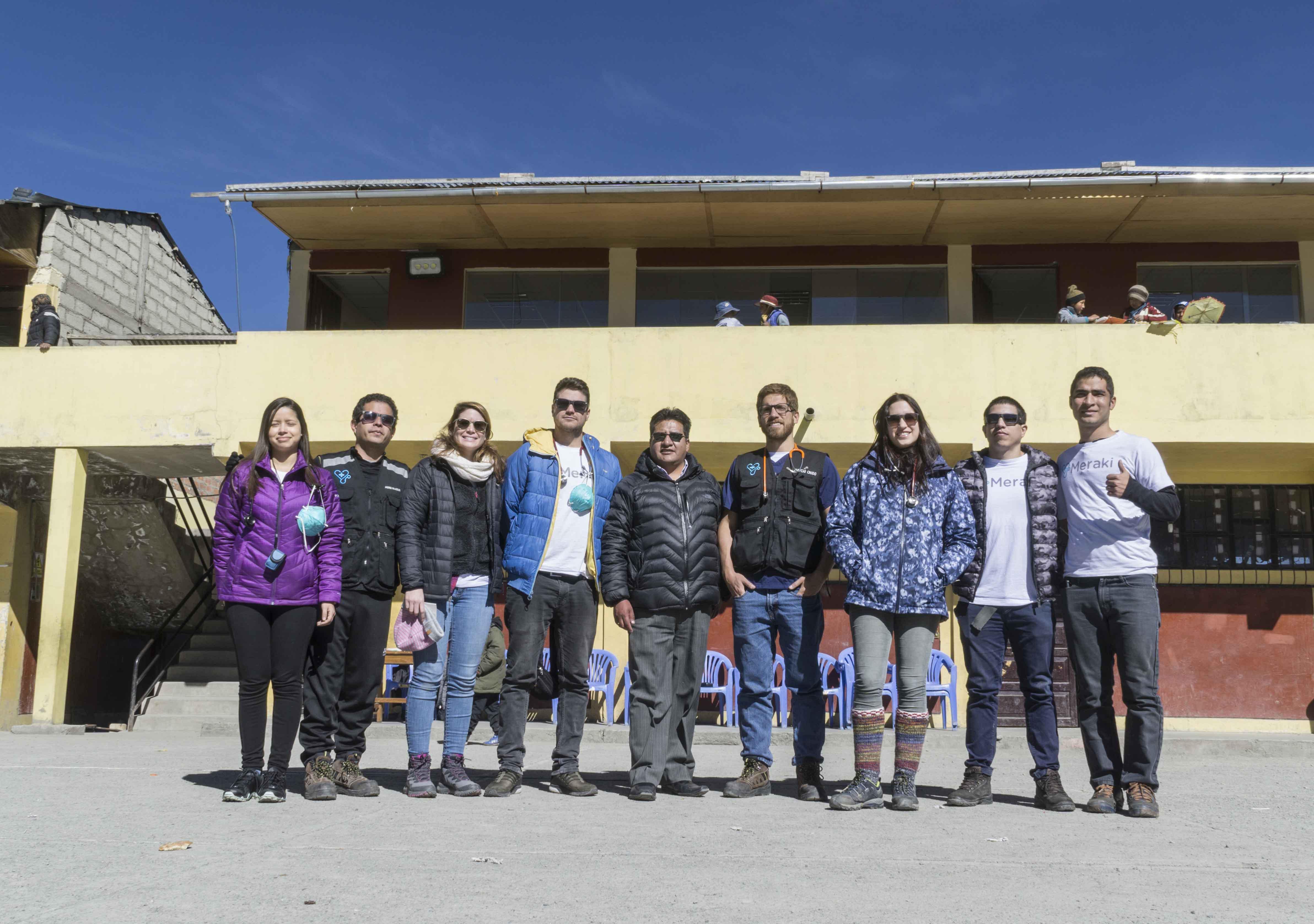 Abrigando Corazones 2018 / Cusco - Puno